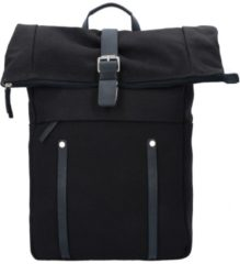Jost Lund 2385 Kurierrucksack Roll Up Black