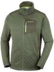 Fleecejacke Jackson Creek II™ Full Zip EM0015-053 mit praktischen Taschen Columbia Mosstone