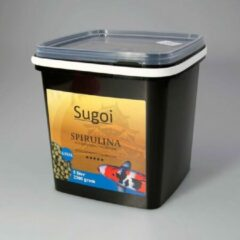 Suren Collection Sugoi spirulina 6 mm 5 liter