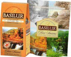 Basilur Premium Tea Basilur Tea Autumn Tea karton