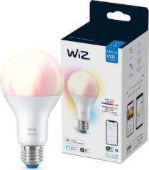 Witte WiZ Connected Lamp E27 Mat 100W Kleur Licht