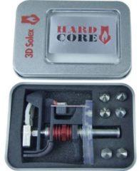 Rode 3D Solex 1664383 3D Solex Mondstukken Hardcore 7 Kit Geschikt Voor: Ultimaker 3