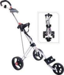 Fast Fold Fastfold Force 3 wiel Golftrolley Wit
