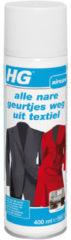 Schoonmaakmiddel - HG - Geurtjes weg textiel - Quality4All