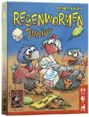 999 Games 999games dobbelspel regenwormen junior