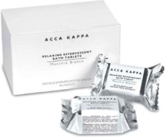 Acca Kappa White Moss Badetabletten 6 x 28 g