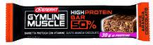 Enervit Gymline Muscle High Protein Bar 50% Barretta Proteica Arancio Cioccolato 60 g