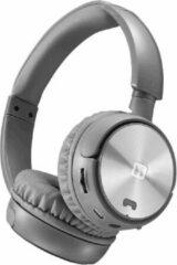 Swissten Trix - Draadloze on-ear koptelefoon - Zilver/Grijs