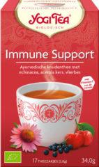 Yogi tea Immune Support Biologisch 17 stuks
