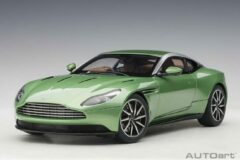 "AutoArt 1/18 Aston Martin DB11 ""Apple Tree groen metallic"""