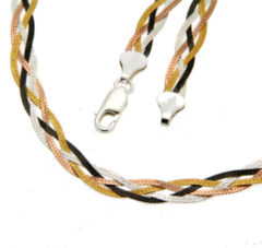 Herringbone ketting Grazielli Multicolor