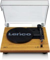 Lenco LS-10WD Platenspeler met Ingebouwde Speakers MDF/Naturel