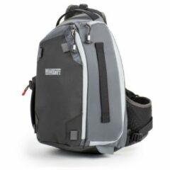 Grijze Mindshift - PhotoCross 10 7,5l - Fototas maat 7,5 l zwart/grijs