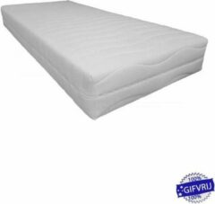 Witte Royalbedden.nl Matras Bronze - Pocket Koudschuim stevig - 90x220