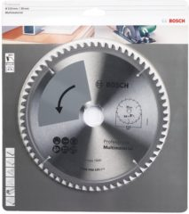 Bosch PROF. CIRKELZAAGBLAD SPECIAL 210X2X30/-,T64 (1)