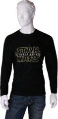 Fun & Feest Party Gadgets Star Wars Heren T-Shirt Lange Mouw Maat S