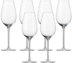 Sauvignon Blanc Glas 6er-Set Enoteca Zwiesel 1872 Transparent