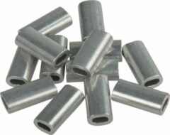 """Madcat Aluminum Crimp Sleeves - 1.30mm - 16st. - """