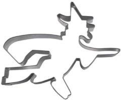 Zilveren Städter Uitsteker RVS - heks - 9cm - St�dter