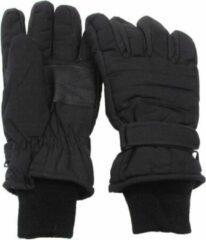 Koukleum Winter handschoenen gevoerd - zwart maat L