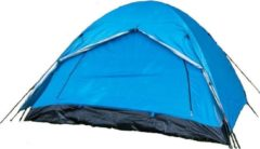 FUD Festival Koepeltent 210X210X130 - Blauw - 3 Persoons