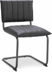 Happy Chairs - Eetkamerstoel Salvador - Rawhide Grijs