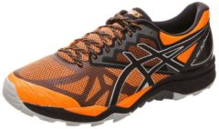 Gel-FujiTrabuco 6 Trail Laufschuh Herren Asics shocking orange / dark grey