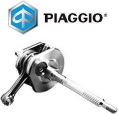 Zwarte Piaggio / Vespa Krukas OEM | Piaggio 125 / 200 4T
