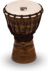 "Toca Percussion Origins Djembe TODJ-7AM, 7"", African Mask #AM"
