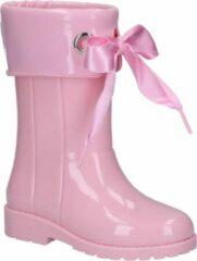 Roze Igor W10114 Meisjes Regenlaarzen Maat 33