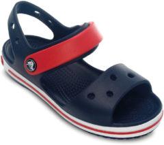 Rode Crocs Crocband Wandelsandalen - Maat 29/30 - Unisex - blauw/rood