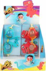 Toitoys Toi-toys Duikbril Go Play Dinosaurus Rood