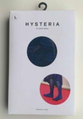 Hysteria by Happy socks, Sophia Tight - Panty Maat L, Blauw