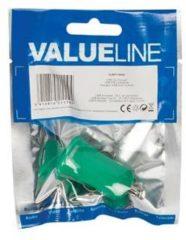 Valueline VLMP11950G Auto Groen oplader voor mobiele apparatuur