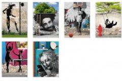 Blasetti Quaderno Maxi Street Art Seconda e Terza Elementare
