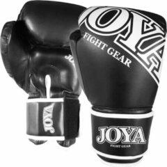 Joya Fight Gear Joya (kick)bokshandschoenen Top One Zwart/Wit 12oz