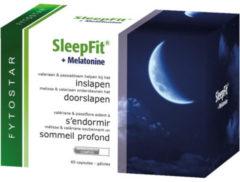 Fytostar SleepFit 3in1 Slaapformule – Slaapopwekkend - Voedingssupplement – 60 capsules