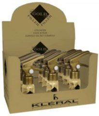 Kleral system Kleral Gold Filler - Hair Botox 9x10ml