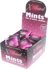 Little Genie Productions X-Rated Mints Display
