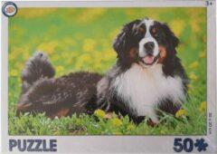 Toy Universe Puzzel hond - 50 stuks