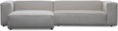 Beige I-Sofa River Hoekbank links