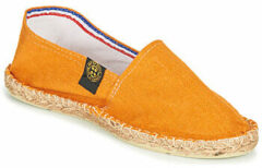 Oranje Espadrilles Art of Soule LINEN