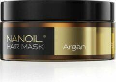 Nanoil argan Hair Mask Maska Do W?osi?1/2w Z Olejkiem Arganowym 300ml