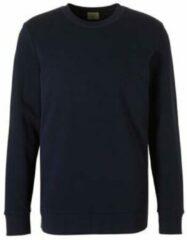 Jack & Jones Essentials - Sweatshirt met ronde hals in marineblauw