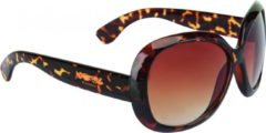 Cool Eyewear Zonnebril Hope Vlinder Dames Cat.3 Bruin (019)