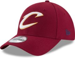 Bordeauxrode New Era NBA Cleveland Cavaliers Cap Unisex - 9FORTY - One Size - Cavaliers Wine