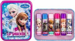 Paarse Lip Smacker Lipsmacker - Frozen Tin Box - 6stuks