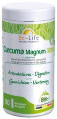 Be-Life Curcuma magnum 3200 + piperine bio 90 Softgel