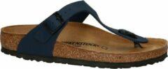 Birkenstock - Gizeh - Sportieve slippers - Dames - Maat 38 - Blauw - Blue BF