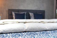 Witte Loiva Donzen Dekbed - Luxe 4-Seizoenen Dekbed 160 x 220 cm - Eenpersoons   MEEST VERKOCHT!